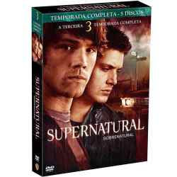 Download Supernatural   3ª Temporada Completa