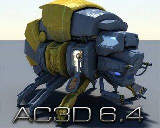 Download Inivis AC3D v6.4.30