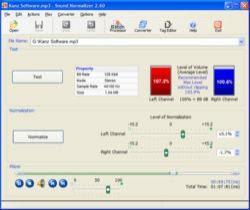 Download - Sound Normalizer 2.64