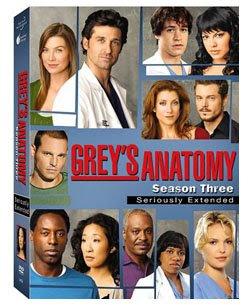 Grey's Anatomy - 3ª Temporada Completa