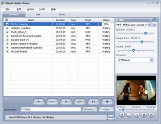 Download - Xilisoft Audio Maker Pro 6.1.2