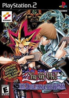 Yu-Gi-Oh! The Duelists of the Roses - Ps2