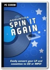 Acoustica Spin It Again v2.5.46