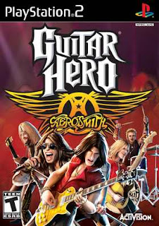 Guitar Hero: Aerosmith - Ps2