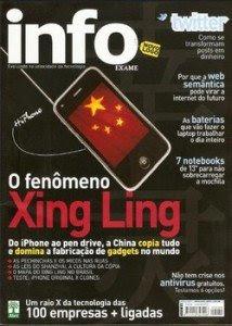 Revista Info Exame - Junho 2009