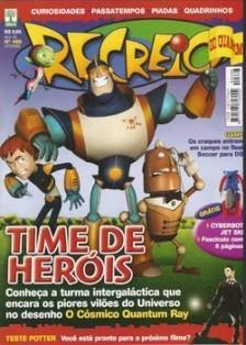 Revista Recreio - julho 2009