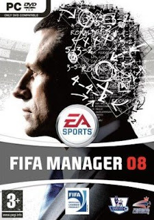 FIFA MANAGER 2008 - PC