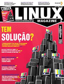 Revista Linux Magazine - Julho 2009