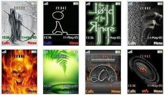 Download - Sony Ericsson Pacote (50 Temas)