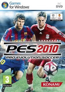 Download   Pro Evolution Soccer PES 2010 (PC)