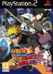 Baixar Naruto Shippuden: Ultimate Ninja 5 PS2