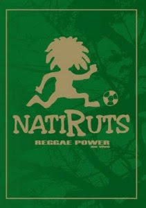 DVD Natiruts - Natiruts Reggae Power Ao Vivo