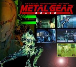 Metal Gear Solid - PC - FULL