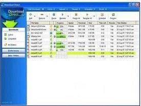 SenBit Direct Download 1.04 - Burla o Rapidshare