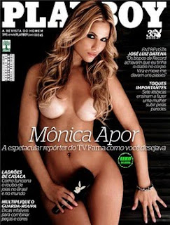 Download Playboy Mônica Apor Julho 2010