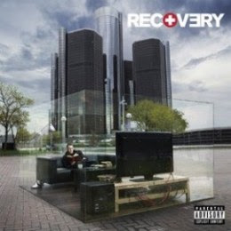 Download CD Eminem Recovery (2010)