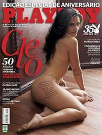 Download Playboy Cléo Pires Agosto 2010