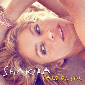 Download CD Shakira Sale El Sol (The Sun Comes Out)