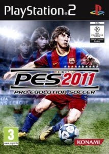 Download Pro Evolution Soccer (PES) 2011 PS2