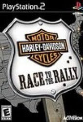 Harley Davidson Motorcycles: Race to the Rally (PS2)