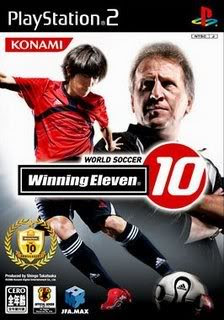 Download   Winning Eleven 10   PS2