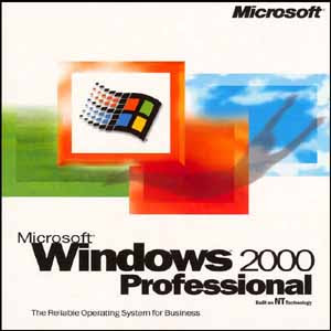 Download Windows 2000 PRO SP4 (PT BR)