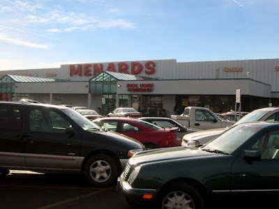 MENARDS ADDRESS
