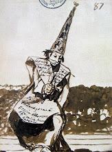 francisco de goya -tinta 1815