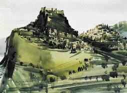 Η ιστορική Καρύταινα και το κάστρο της