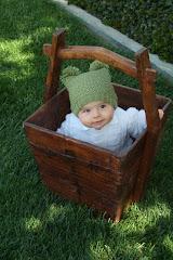 Bebê com estilo...
