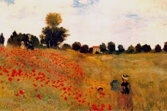 Monet (Campo de amapolas)