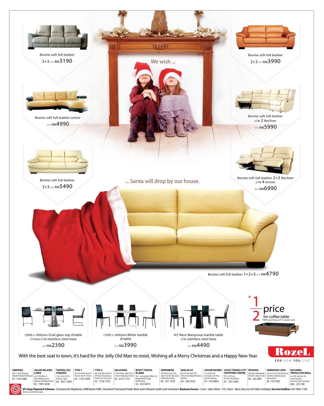 Siokteng Rozel Christmas Press Ad