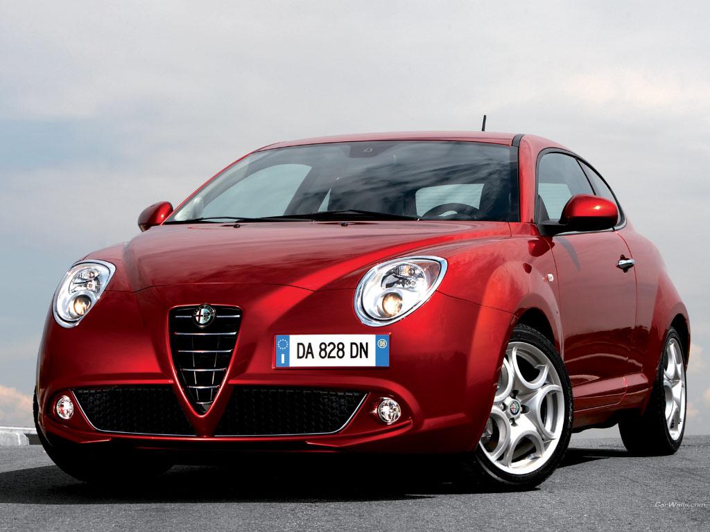 Hot Cars The Amazing Of Alfa Romeo Mito Red Edition