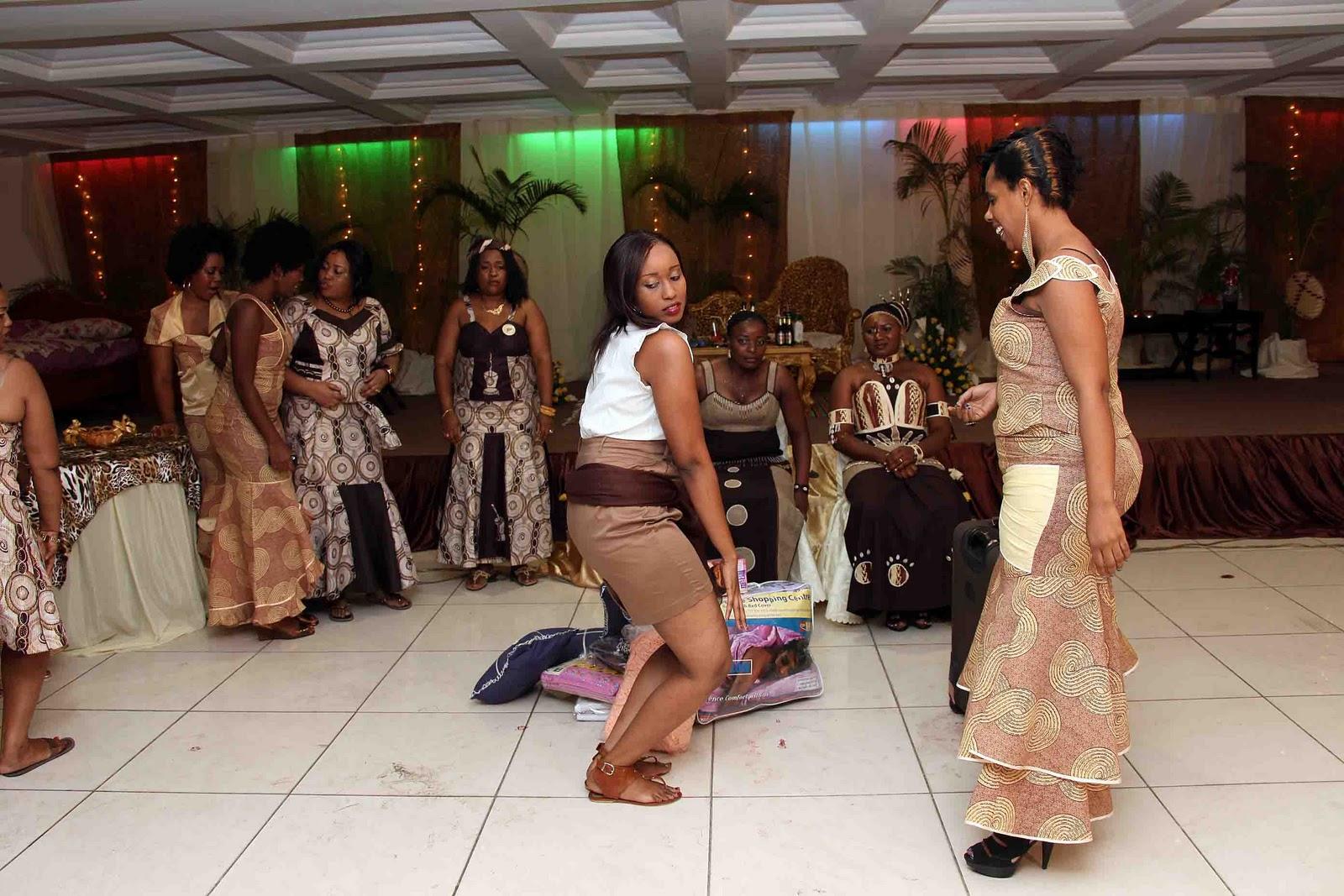 Irene Uwoya Kitchen Party