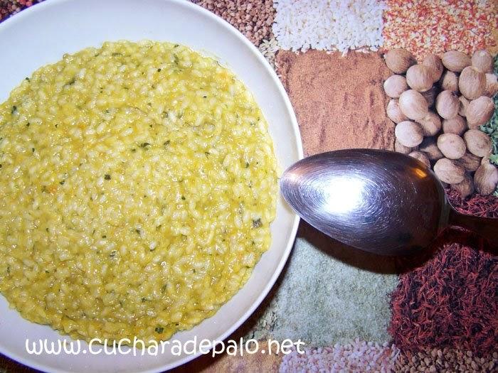 Cuchara de palo arroz con verduras thermomix - Arroz con verduras light ...