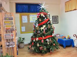 Árvore de Natal da BE