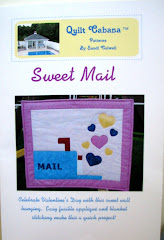 Sweet Mail Wall Hanging
