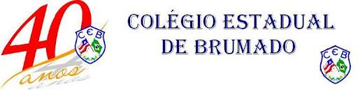 COLÉGIO ESTADUAL DE BRUMADO