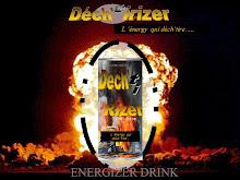 déch'tirizer l' Energy drink des ch'tis