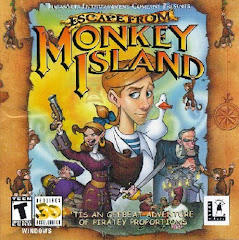 Monkey Island IV: The escape from Monkey Island