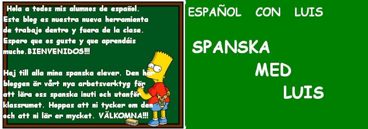 Spanska med Luis