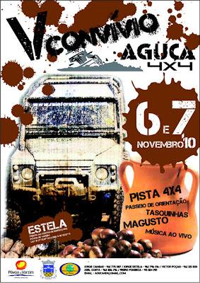 V Convívio Aguça 4x4 2010