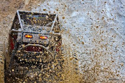 Trial Nort4x4 São João da Madeira 2010