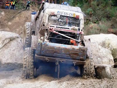 Troféu Ibérico de Trial 4x4 2010 - Várzea do Douro