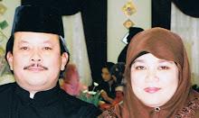 GAInt. Founders Cikgu Sulaiman Sharif & Cikgu Nurliza Khalid