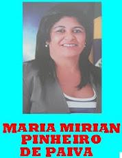 MARIA MIRIAN PINHEIRO DE PAIVA