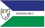 BANDEIRA MUNICIPAL DE SEVERIANO MELO