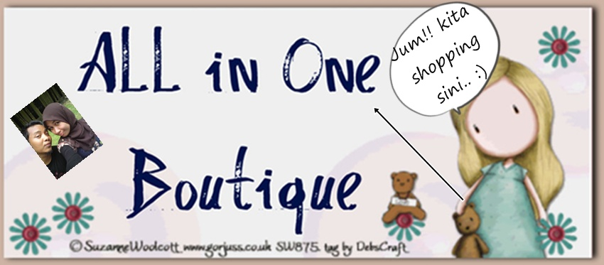 All iN OnE bOuTiQue