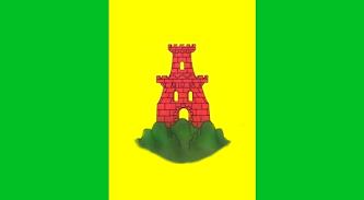 Bandera de Arcos de la Sierra