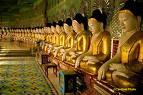 Buddha Statues from Burma